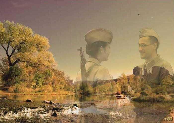 俄语歌曲:军事歌曲《小路》(中俄双语)