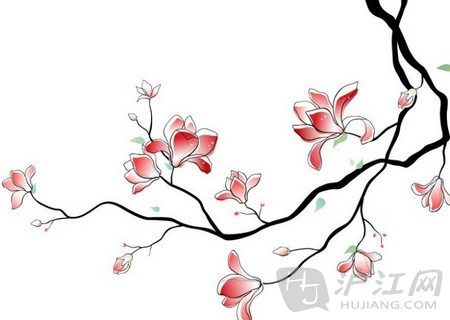 """song ci: to the tune """"magnolia flowers""""晏几道:木兰花"""