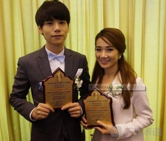 2015年泰国年度孝子奖名单揭晓图片