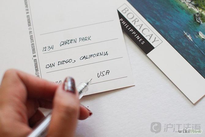 法国明信片上的地址怎么写?超详细教程图片