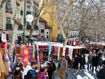 马德里九大周末集市,复古寻宝之旅
