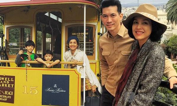Ken Noi带着孩子一同旅行 用照片留下回忆图片
