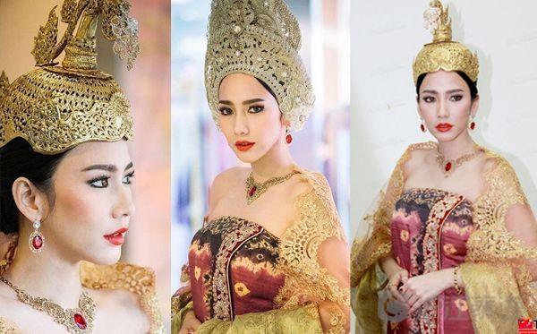 泰语佛经纹身分享展示图片