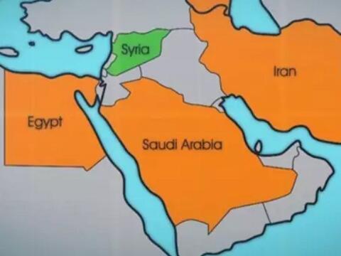 【双语】中国对阿拉伯国家政策文件