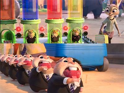 《疯狂动物城》热映 这些萌萌的动物英文你会说?