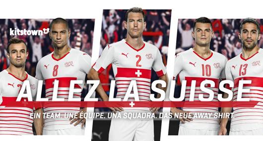瑞士国家男子足球队