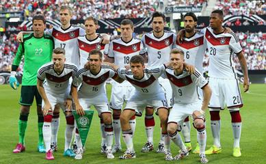 欧洲杯德国队阵容