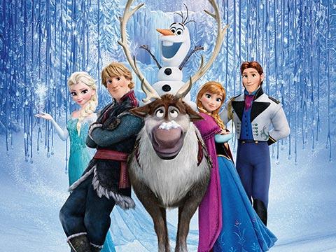 迪士尼敲定冰雪奇缘2