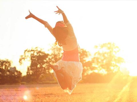 三个秘密 告诉你快乐生活很容易