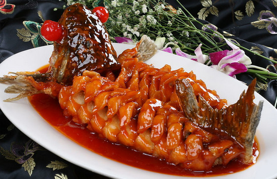 Chinese food 13 sweet and sour mandarin fish learn for 77 chinese cuisine