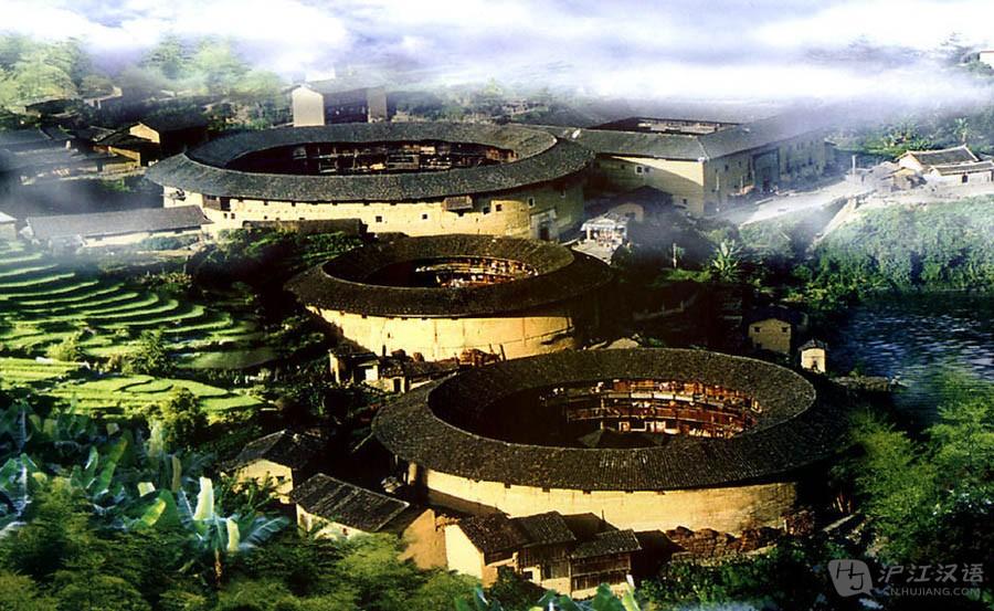 Fujian Tulou 福建土楼