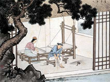 Sell Oneself for Burial of Father卖身葬父