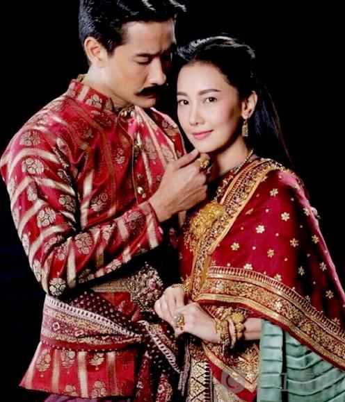 泰国最火的_他们最好看的混血儿,居然都有中国血统